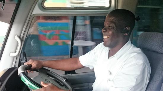 Fort Montego : Sikker god sjåfør