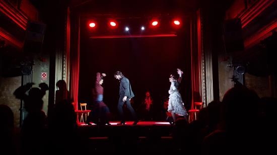 Flamenco Ramblas