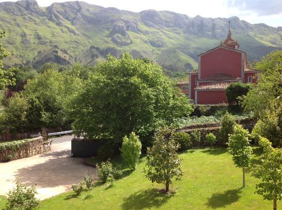 Hotel Rural Arpa de Hierba: vistas