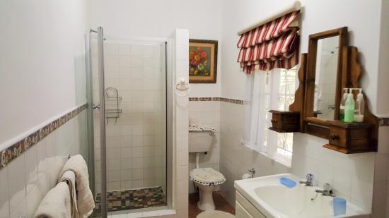 Addo, Sudáfrica: Another bathroom