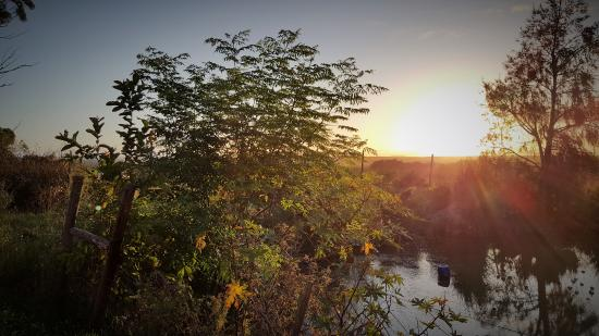 Addo, แอฟริกาใต้: Sunset
