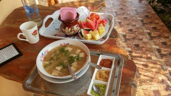 Rojana's Retreat on Mekong: Rojana est une excellente cuisinière