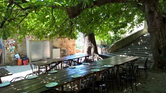 Terrasse de la cantine photo de la cantina la jonquera for Restaurant la jonquera