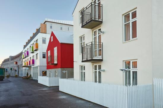 Sterne Hotel Reykjavik