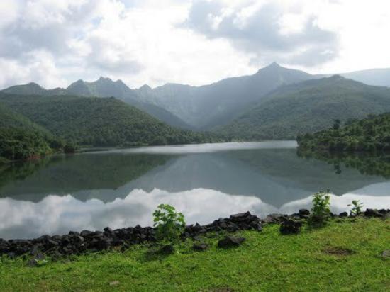 Ratnagiri, Inde : Kinjale Dam