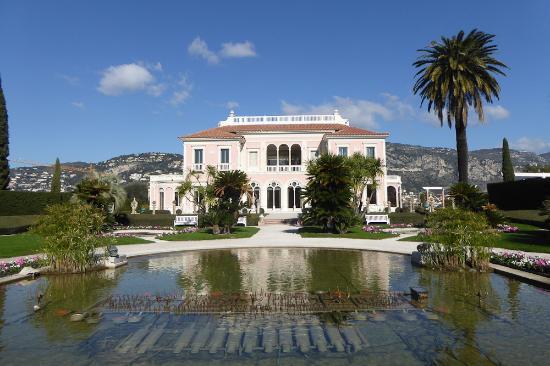 Villa et jardins ephrussi de rothschild picture of for Villa jardins ephrussi de rothschild