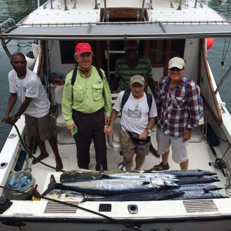 IOU Fishing Charters : IOU Birthday Catch