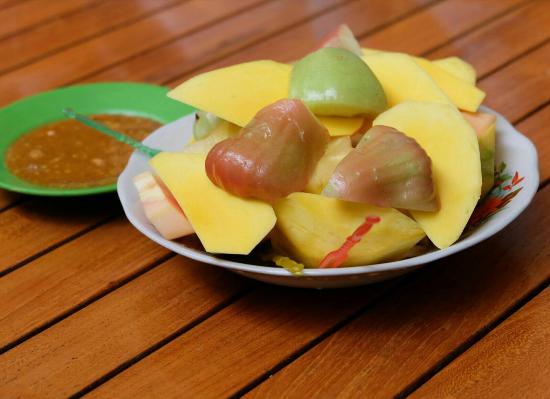 roemah kuliner metropole ada rujak buah siomay dan es alpukat rh tripadvisor co nz