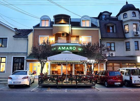 Amaro rooms
