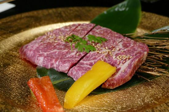 Charcoal Grilled Beef Tapas Gyukaku Sapporo Ekimae