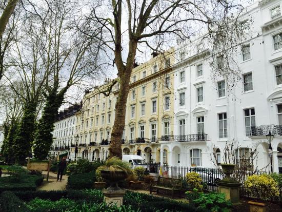 dolphin hotel london: