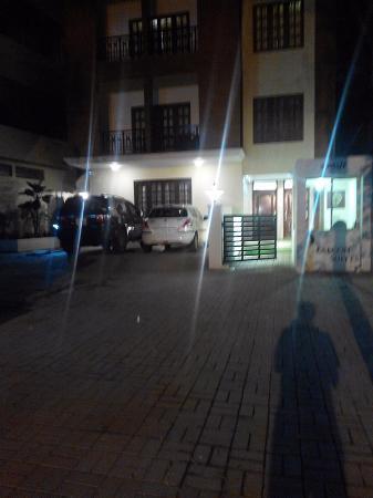 Falcon Suites Serviced Apartments- Indiranagar: Entrance