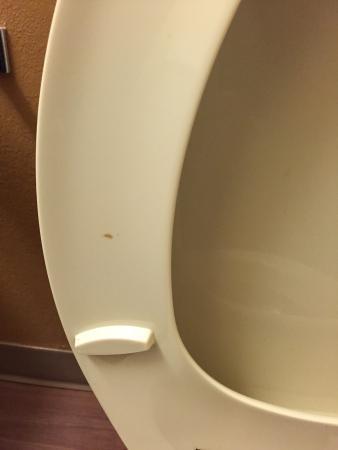 """Extended Stay America - Charleston - Airport: """"Beschissene Toilette !"""