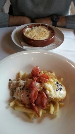 Cal Teixido Restaurant : Un notable alto
