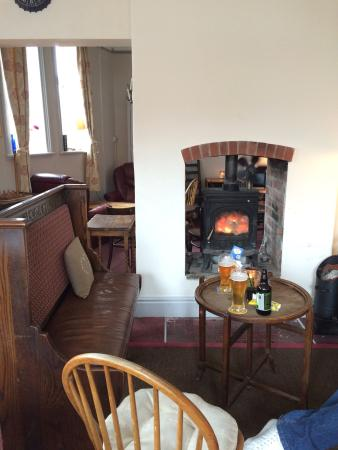The Borehole: The pub pub layout has changed well enough since last year!