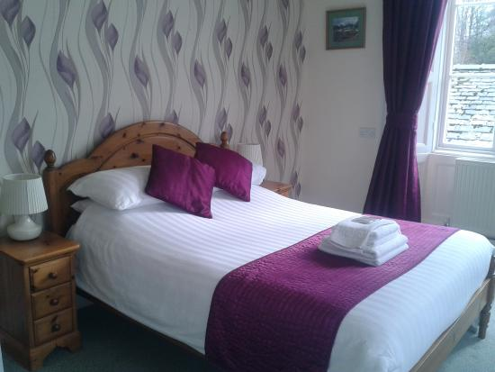 Glenthorne Guest House: Double room, main house