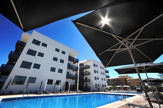 Apartamentos Leo Deluxe : Piscina