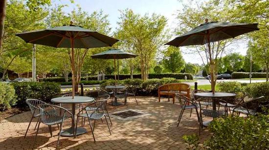 Hilton Garden Inn Richmond Innsbrook: Patio