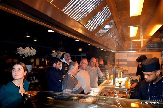 Naaldwijk, Holandia: Hier haal je vlees