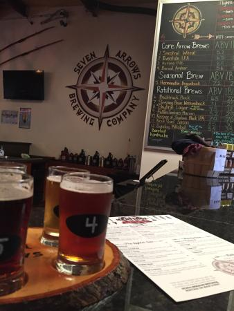 Seven Arrows Brewing Company