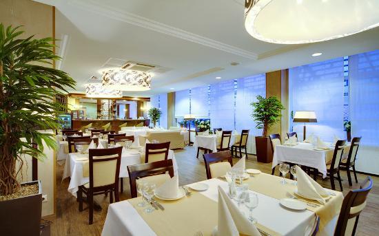Репино Cronwell Park Отель Ресторан