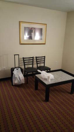 random table and chairs picture of araamda inn norcross norcross rh tripadvisor com