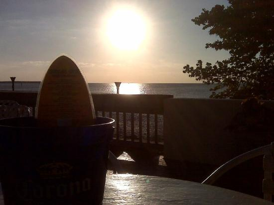 view from the deck picture of sunset grill at little harbor rh tripadvisor com