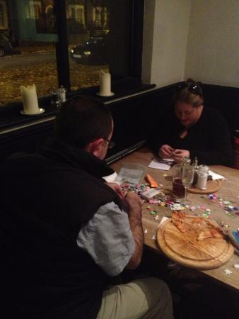 Tufnell Park Tavern : Friends enjoying an evening