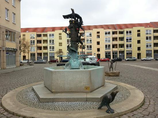 Sieben-Raben-Brunnen