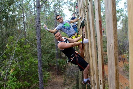 Orlando Tree Trek Adventure Park
