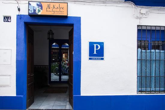 Backpacker Al-Katre: Puerta principal