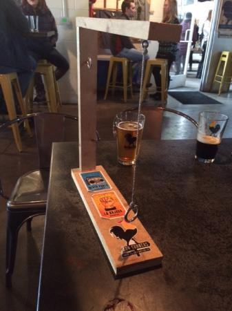 View From Trinity Grove Picture Of Four Corners Brewing Company - Four corners drinking game