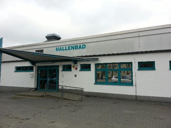 Hallenbad Frankfurt (Oder)
