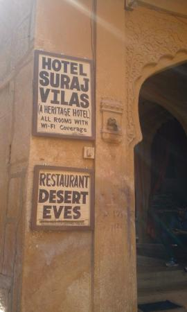 Desert Eves Restaurant