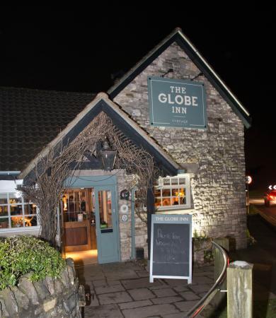 The Globe Inn: 4