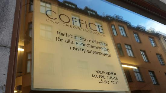 Photo of Restaurant Coffice at 5 Tjaerhovsgatan, Stockholm 116 21, Sweden
