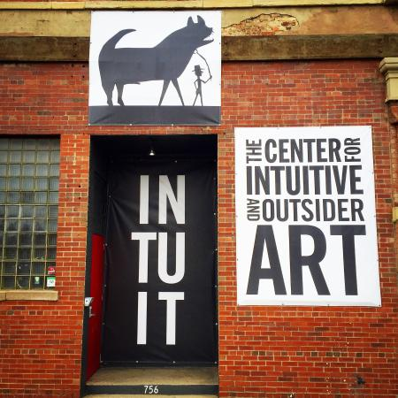 ‪Intuit: The Center for Intuitive and Outsider Art‬
