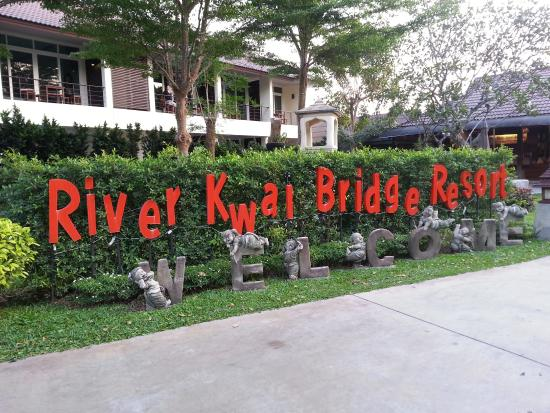 Foto de River Kwai Bridge Resort