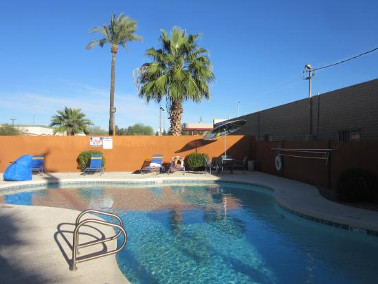 Pool picture of best western inn of chandler chandler for Best western pool