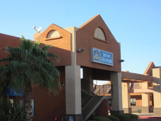 BEST WESTERN Inn of Chandler: exterior