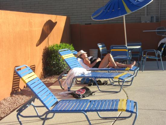 BEST WESTERN Inn of Chandler: pool