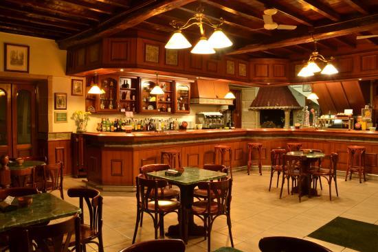 Forcarei, Hiszpania: cafeteria 2