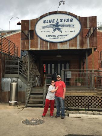 Blue Star Brewing Company: photo0.jpg