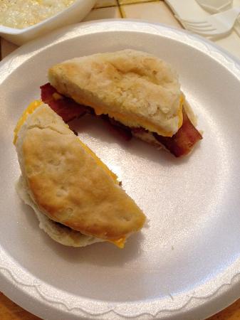 Stilesboro Biscuits: Biscuit Sandwiches