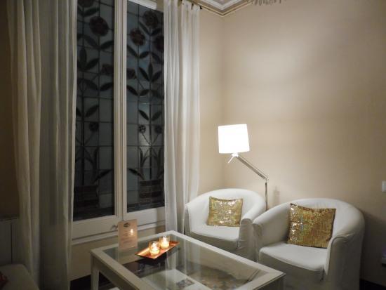Casa Maca Guest House : Entry area