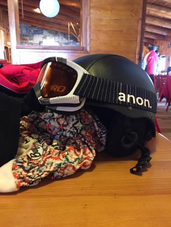 Hotel la Savoyarde: Ski-tastic