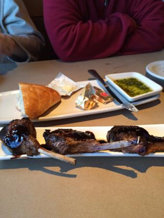 Bonefish Grill - Richland: Lamb Lollilop Chops