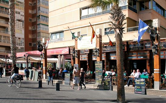 The Ku Lounge Cafe Benidorm Restaurant Reviews Photos