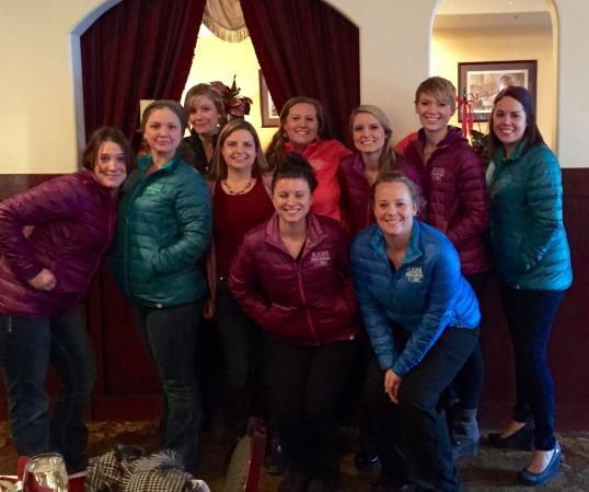 Alaska Massage Clinic: Wonderful Ladies