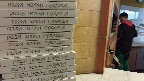 Pizzeria Nonna Carmela